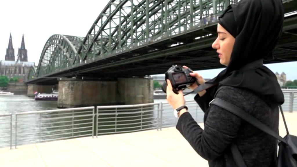 filmstill filmemacherin aus syrien