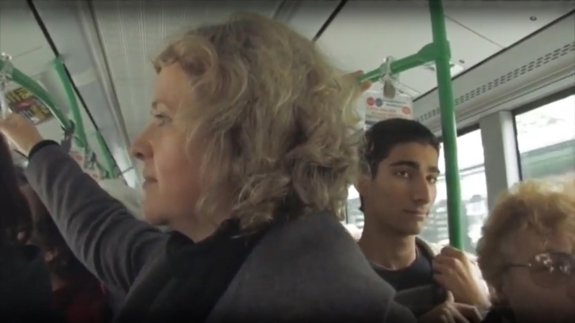 videostill fremd in istanbul